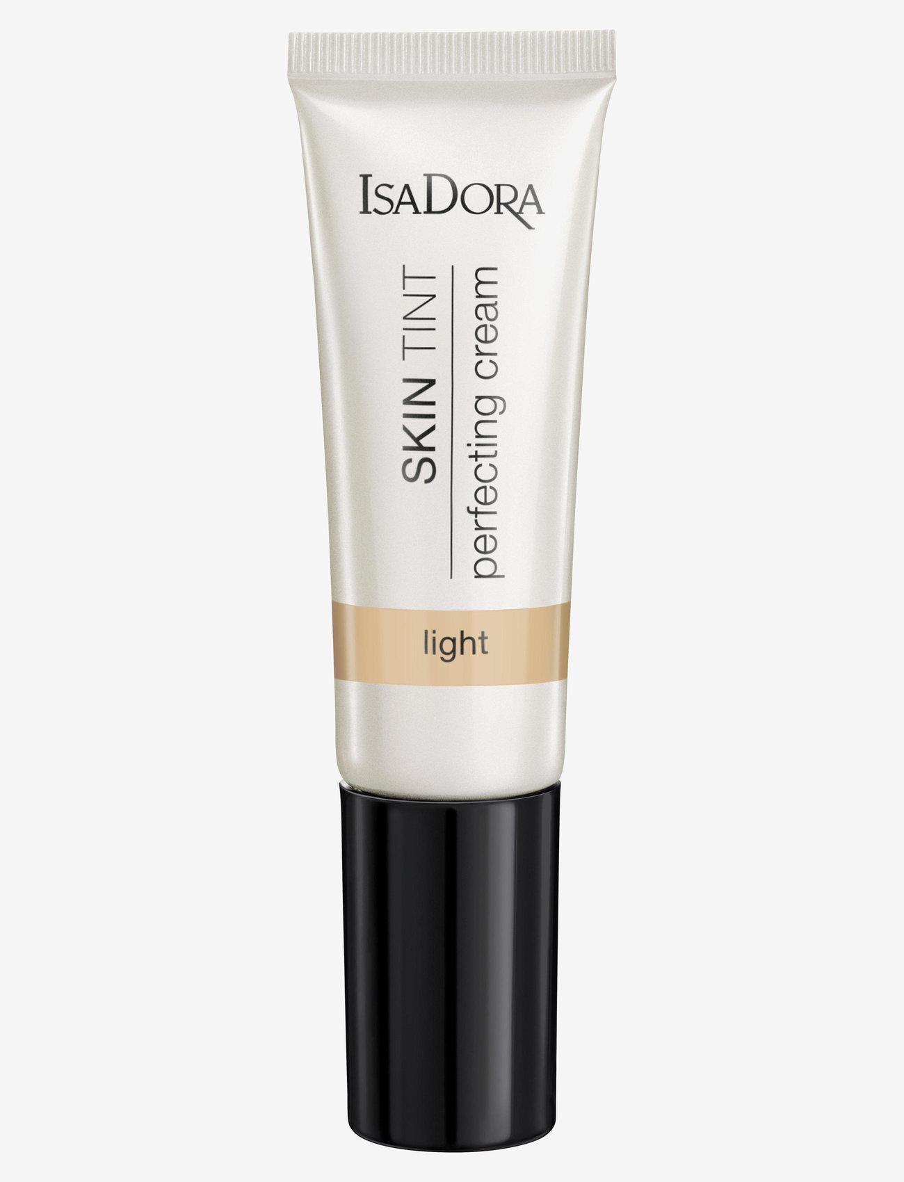 Isadora - Skin Tint Perfecting Cream - foundation - light - 0