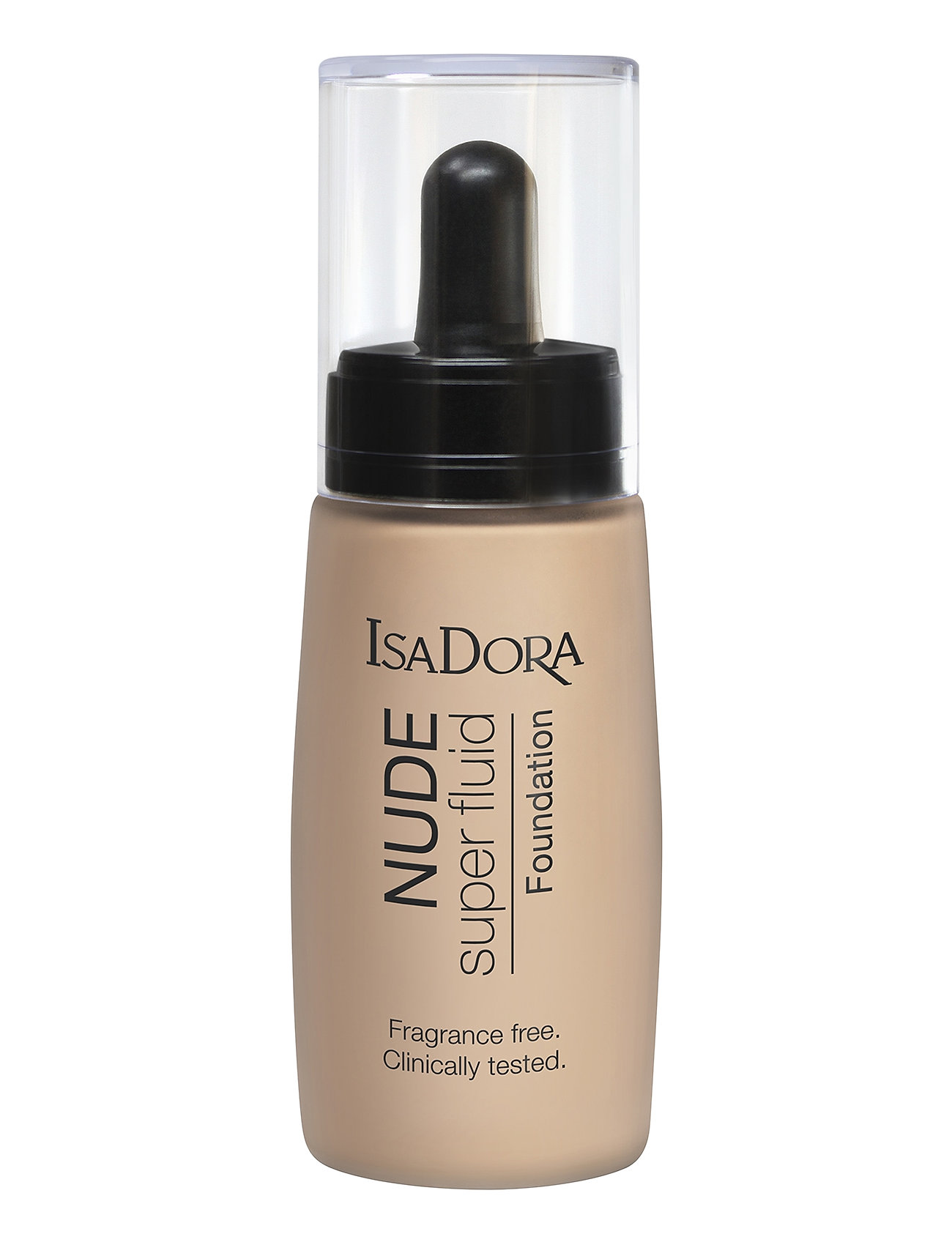 Image of Nude Super Fluid Fundation Nude Blonde Foundation Makeup Isadora (3436044055)
