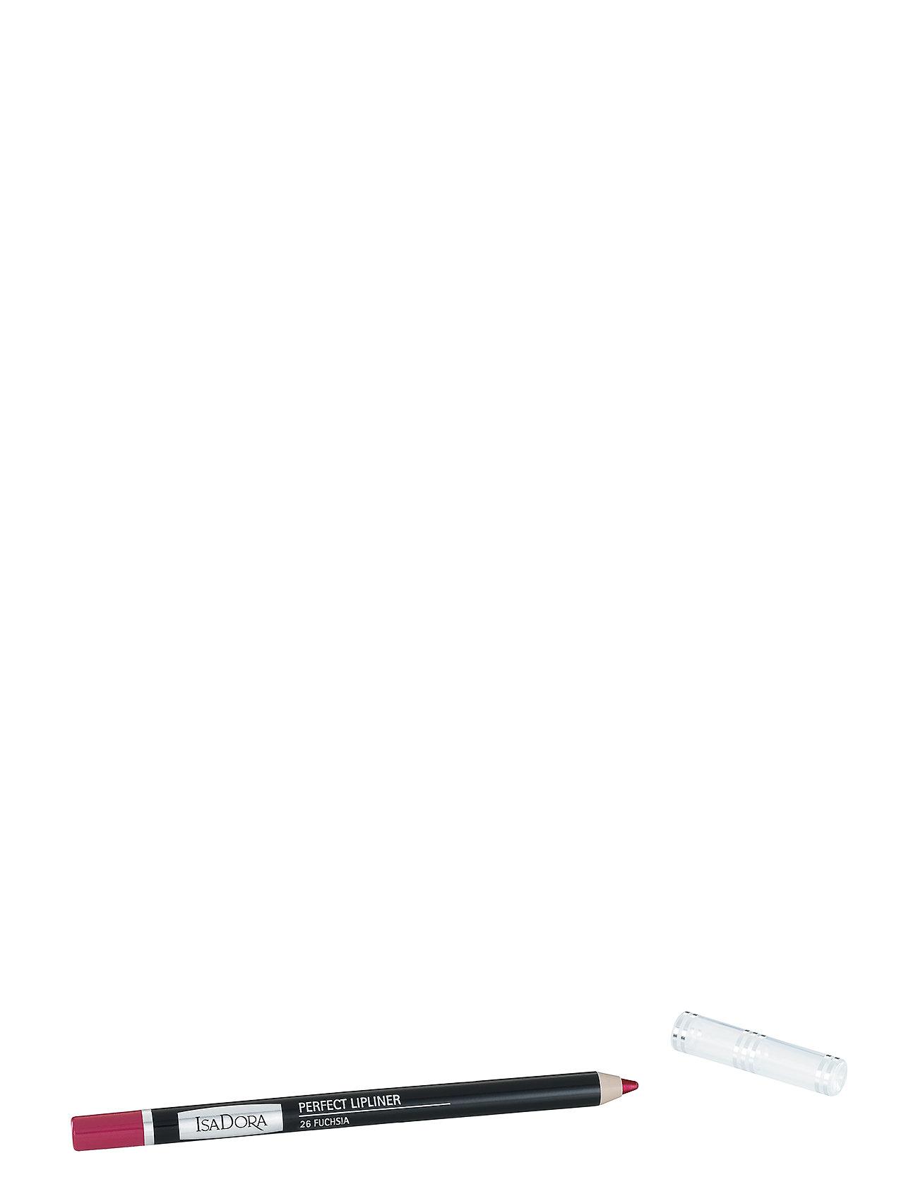 Image of Perfect Lipliner 080 Transparent Lip Fix Lip Liner Makeup Lyserød ISADORA (3077533759)