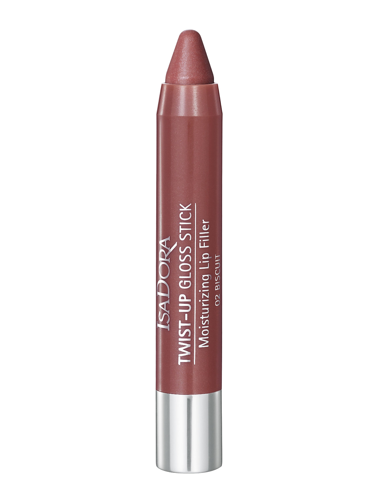 Isadora TWIST-UP GLOSS STICK 02 BISCUIT