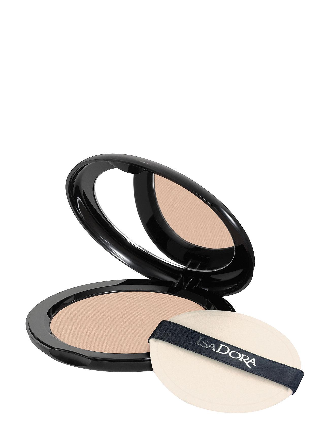 Image of Velvet Touch Compact Powder16 Olive Beige Mist Pudder Makeup Isadora (3290843597)