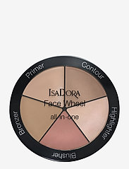 Isadora - Face Wheel All-In-One - puder - face wheel all-in-one - 0