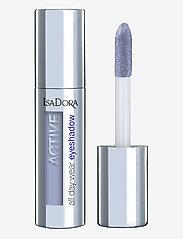 Isadora - Active All Day Wear Eyeshadow - Ögonskugga - lavender blue - 1