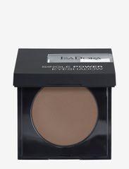 Isadora - Single Power Eyeshadow - Ögonskugga - mocha bisque - 0