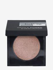 Isadora - Single Power Eyeshadow - Ögonskugga - pink sand - 0