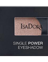 Isadora - Single Power Eyeshadow - Ögonskugga - pink sand - 1