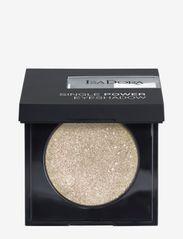 Isadora - Single Power Eyeshadow - Ögonskugga - glossy diamonds - 0