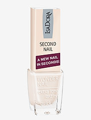 Isadora - NAIL CARE SECOND NAIL NUDE - neglepleje - 606 nude - 0