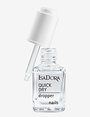 Isadora - NAIL CARE QUICK DRY NAIL DROPPER - neglepleje - clear - 0