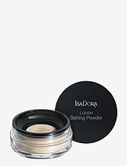 Isadora - LOOSE SETTING POWDER - puder - 03 fair - 0