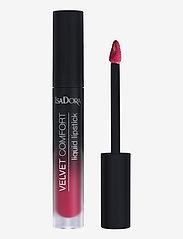 Isadora - Velvet Comfort Liquid Lipstick Raspberry Kiss - liquid lipstick - raspberry kiss - 1