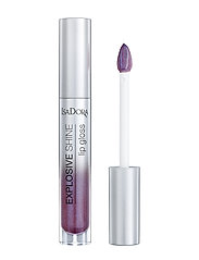 Isadora - Explosive Shine Lip Gloss - läppglans - amethyst glow - 1