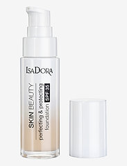 Isadora - Skin Beauty Perfecting & Protecting Foundation SPF 35 - foundation - fair - 0