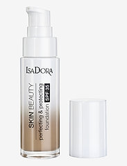 Isadora - Skin Beauty Perfecting & Protecting Foundation SPF 35 - foundation - almond - 0