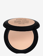 Isadora - VELVET TOUCH ULTRA COVER COMPACT POWDER SPF 20 - puder - cool sand - 2