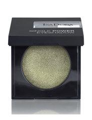 Single Power Eyeshadow - PARK GREEN