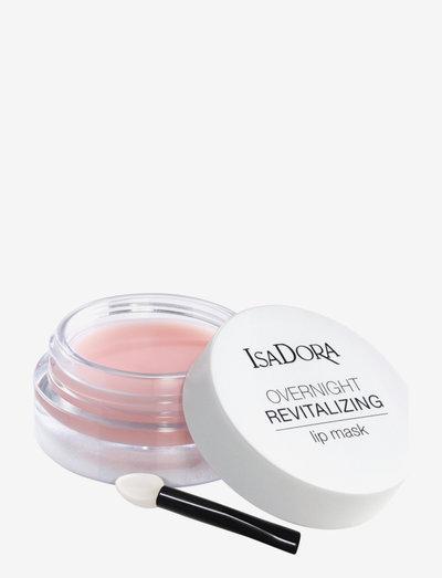 Overnight Revitalizing Lip Mask - läppvård - overnight revitalizing lip mask
