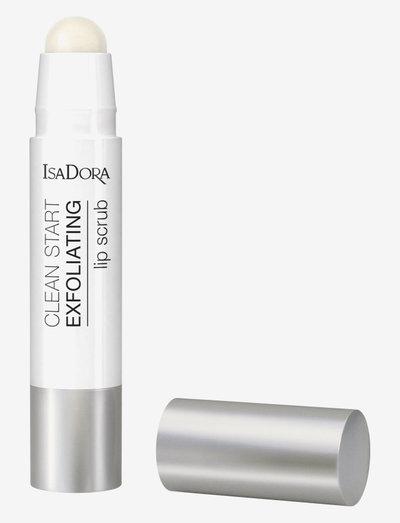 Clean Start Exfoliating Lip Scrub - läppvård - clean start exfoliating lip scrub