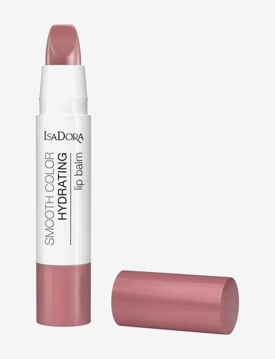 Smooth Color Hydrating Lip Balm - läppvård - soft caramel