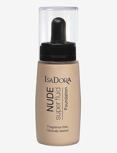 Nude Super Fluid Fundation Nude Beige - concealer - nude beige