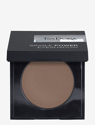 Single Power Eyeshadow Mocha Bisque - Ögonskugga - mocha bisque