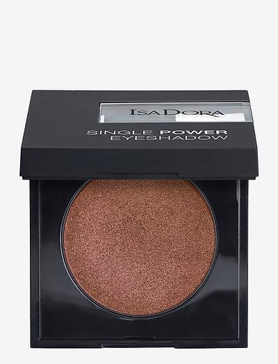 Single Power Eyeshadow - Ögonskugga - copper coin