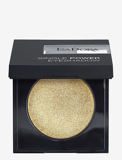 Single Power Eyeshadow - Ögonskugga - golden frost