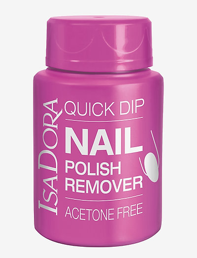 NAIL CARE QUICK DIP NAIL POLISH REMOVER - kynsilakanpoistoaineet - clear