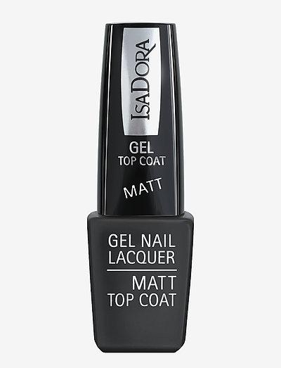 GEL NAIL LACQUER 211 MATT TOP COAT - gel neglelak - 211 matt top coat