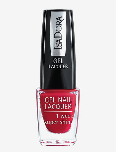 GEL NAIL LACQUER 224 SCARLET RED - 224 SCARLET RED