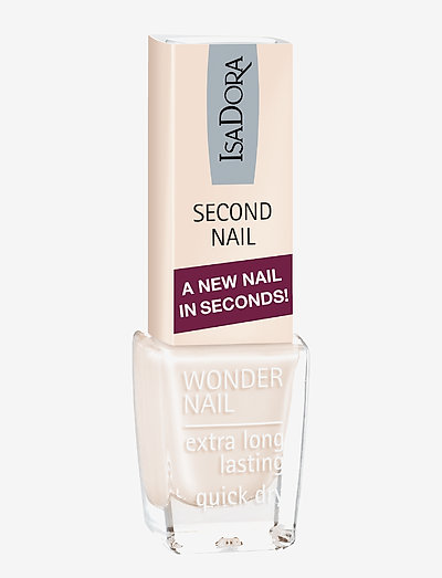 NAIL CARE SECOND NAIL NUDE - neglepleje - 606 nude