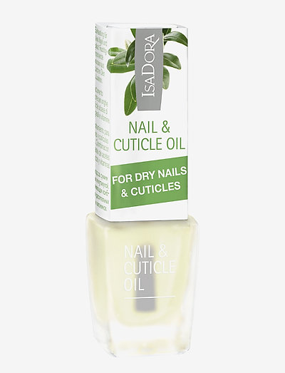 NAIL CARE NAIL & CUTICLE OIL - neglepleje - clear