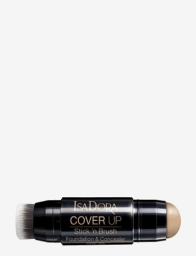 COVER UP STICK`N BRUSH FOUNDATION 005 SAND BEIGE - foundation - 005 sand beige