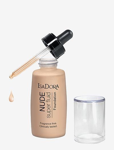 Nude Super Fluid Fundation - concealer - 020 nude sun