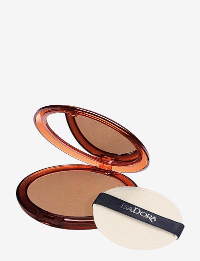 BRONZING POWDER 45 HIGHLIGHT TAN - bronzer & solpuder - 045 highlight tan