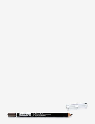 Inliner Kajal Waterline - eyeliner - 052 indian dark brown