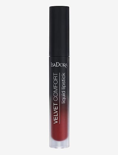 Velvet Comfort Liquid Lipstick Cranberry Love - liquid lipstick - cranberry love