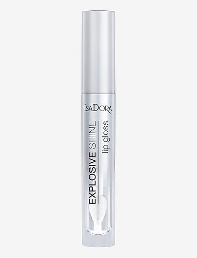 Explosive Shine Lip Gloss Crystal Clear - läppglans - crystal clear