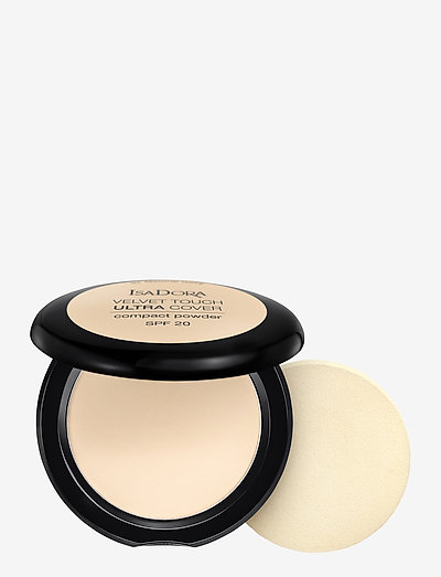 Velvet Touch Ultra Cover Compact Powder SPF 20 FP - pudder - fair porcelain