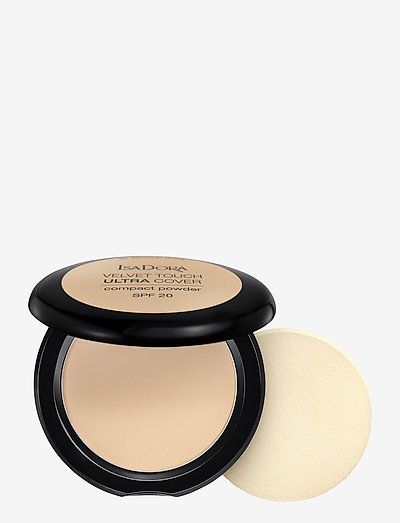 VELVET TOUCH ULTRA COVER COMPACT POWDER - puder - neutral ivory