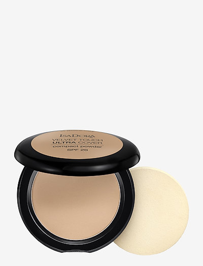 VELVET TOUCH ULTRA COVER COMPACT POWDER 65 NEUTRAL BEIGE - puder - neutral beige