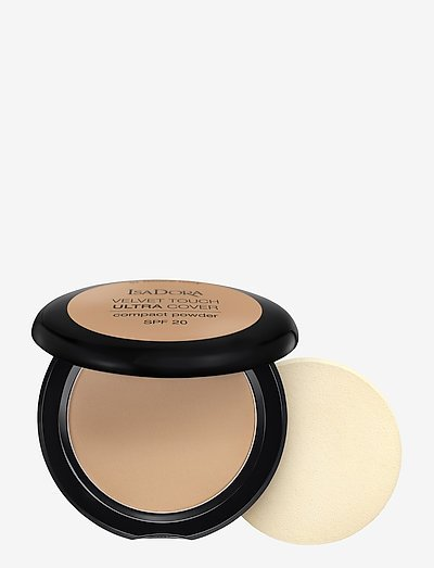 VELVET TOUCH ULTRA COVER COMPACT POWDER - puder - warm tan