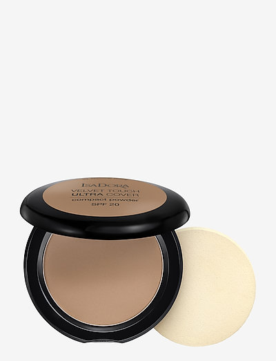 VELVET TOUCH ULTRA COVER COMPACT POWDER SPF 20 - puder - neutral almond