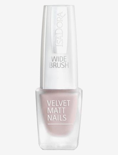 Velvet Matt Nails - nagellack - silky pink