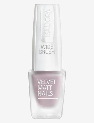 Velvet Matt Nails - nagellack - lavender vibe
