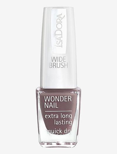 Wonder Nail Soft Suede - nagellack - soft suede