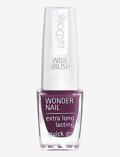 Wonder Nail Purple Paisley - nagellack - purple paisley