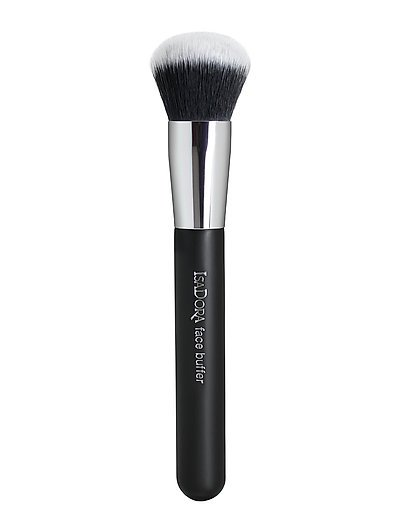 MAKE-UP BRUSHES FACE BUFFERBRUSH - CLEAR