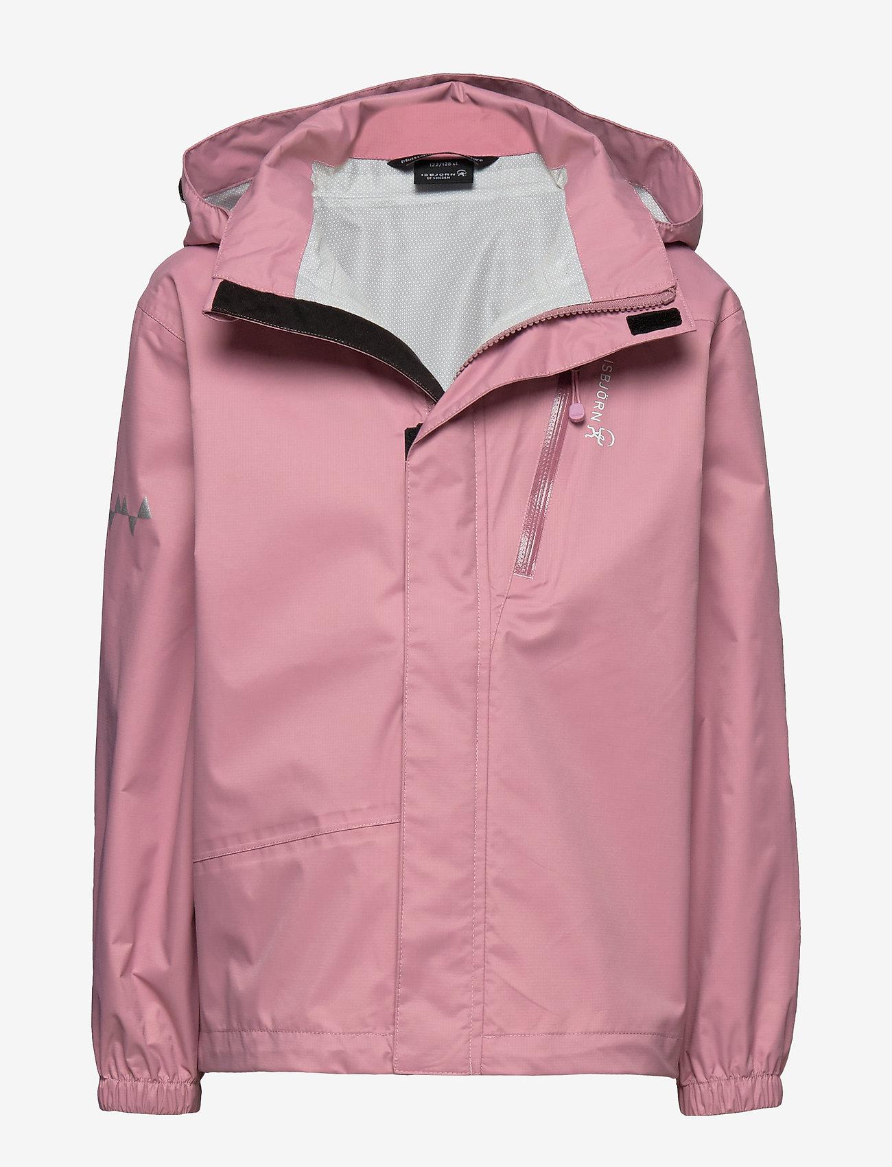 ISBJÖRN of Sweden - RAIN Jacket Kids - jassen - dusty pink - 0