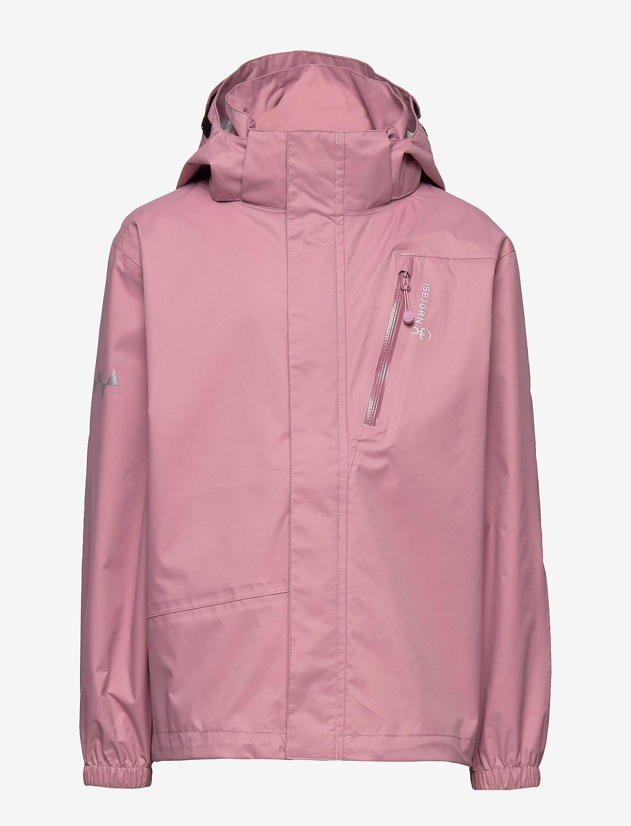 ISBJÖRN of Sweden - RAIN Jacket Kids - jassen - dusty pink - 1